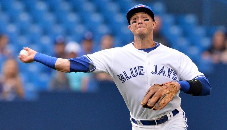 MLB: JUL 29 Phillies at Blue Jays